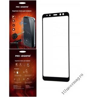 Защитное стекло Pro Legend 3D для Samsung Galaxy A8+ A730