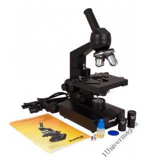 Микроскоп Levenhuk 320, монокулярный