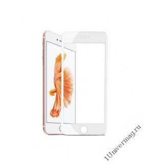Защитное стекло Pro Legend 3D  для iPhone 7, белое