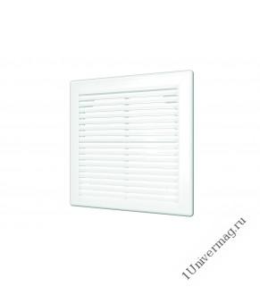 1825Р, Решетка вентиляционная вытяжная АБС 183х253, бел., ERA