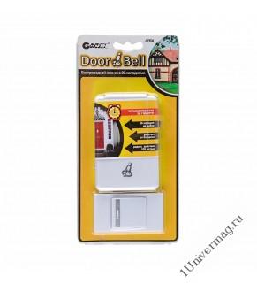 Беспроводной звонок GARIN DoorBell Lyra, 3AA-23A