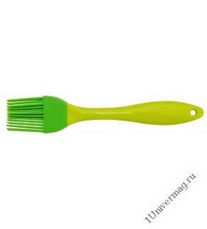 94-3101 Кисточка кулинарная силиконовая 17см Linea PROMO
