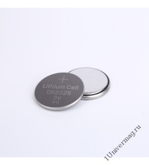 FOCUSray CR2025  батарейка