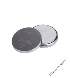 FOCUSray CR2032  батарейка