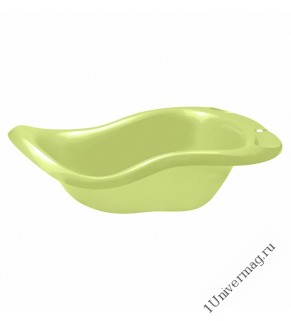 Ванна детская 870х480х270 мм, 28л (салатовый)