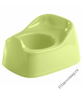 Горшок  детский 270х220х150 мм (салатовый)