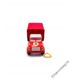 Автомобиль Волант Фургон, красный