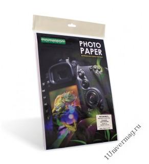 Фотобумага 10x15  220г/м2, 50 л., матовая односторонняя, экономич.упаковка