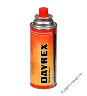DAYREX-101 газовый баллон 220гр
