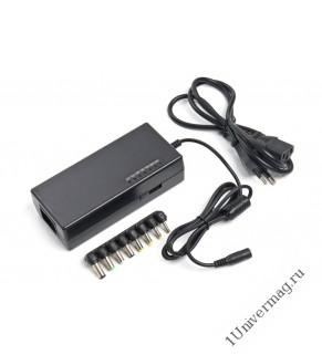 Универсальный сетевой блок питания, 8 переходников, 150W, переключатель напряжения 12-24V