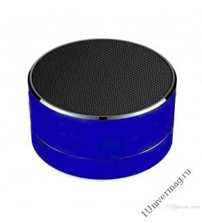 Портативная Колонка Bluetooth средняя 3w, синяя