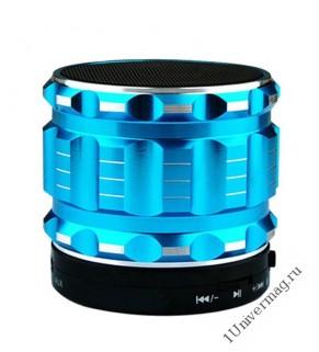 Портативная Колонка Bluetooth 3w mini, синяя