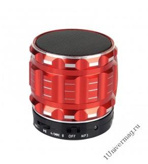 Портативная Колонка Bluetooth 3w mini, красная
