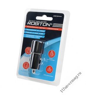 ROBITON USB2100/Auto 2100мА с USB входом (12-24V) АВТОМОБИЛЬНОЕ ЗАРЯДНОЕ УСТРОЙСТВО