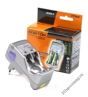 Зарядное устройство ROBITON SD250-4 BL1