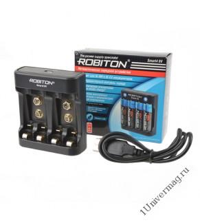 Зарядное устройство ROBITON Smart4 9V