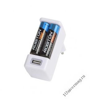 Зарядное устройство ROBITON SmartUSB BL1