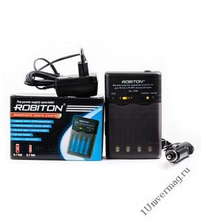 Зарядное устройство ROBITON Smart S100 BL1