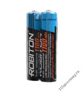 Аккумулятор ROBITON 1100MHAAA SR2