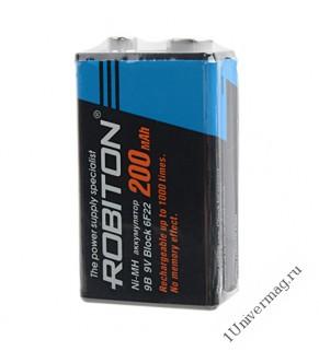 Аккумулятор ROBITON 200MH9 SR1