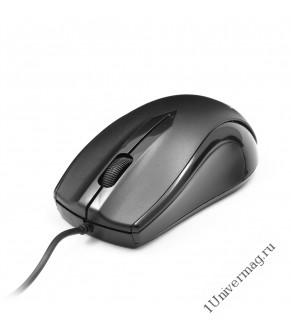 Мышь Gembird MUSOPTI9-905U, USB, черный, 2кн., 1000DPI