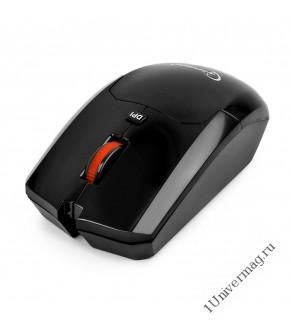 Мышь беспров. Gembird MUSW-212, черн, 3кн.+колесо-кнопка, 2.4ГГц, 1600 dpi