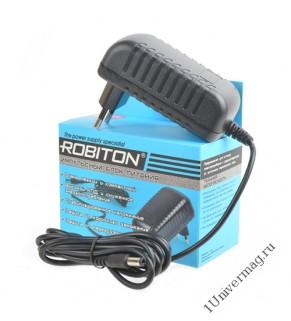 Адаптер/блок питания ROBITON IR12-3000S 5,5x2,5/12 BL1