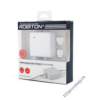 Адаптер/блок питания ROBITON AMS85 мощность 85Вт, коннекторы Magsafe и Magsafe2 BL1
