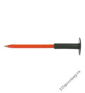 Зубило-керн острое, с протектором 250 мм