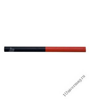 Карандаш столярный, сине-красный