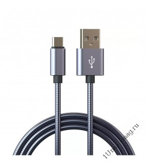 USB кабель Pro Legend Type-C, металлический, 1м