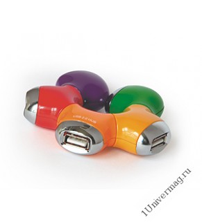 "USB 2.0 Хаб ""Цветок"""