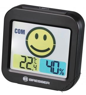 Метеостанция Bresser MyTime Smile, черная