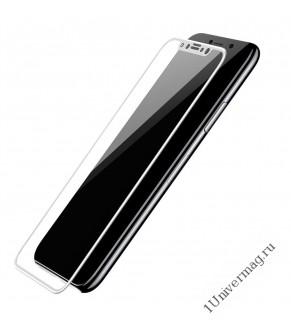 Защитное стекло Pro Legend 3D  для iPhone  Xs max, белое