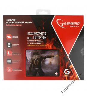 """Коврик для мыши Gembird MP-GAME23, рисунок- """"Survarium"""", размеры 250*200*3мм, ткань+резина, оверлок"""