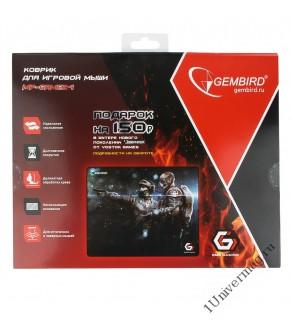"""Коврик для мыши Gembird MP-GAME24, рисунок- """"Survarium"""", размеры 250*200*3мм, ткань+резина, оверлок"""