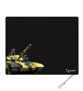 "Коврик для мыши Gembird MP-GAME13, рисунок- ""танк"", размеры 437*350*3мм, ткань+резина"