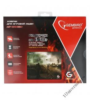 """Коврик для мыши Gembird MP-GAME20, рисунок- """"Survarium"""", размеры 250*200*3мм, ткань+резина, оверлок"""