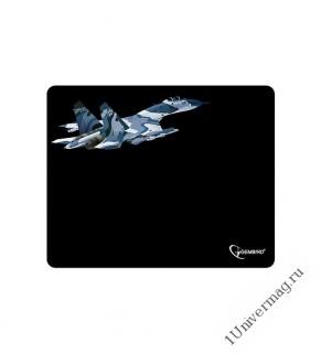 """Коврик для мыши Gembird MP-GAME8, рисунок- """"самолет"""", размеры 250*200*3мм, ткань+резина"""