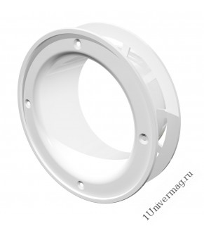 10FLR, Фланец со стопорным кольцом D100 (10FLR)