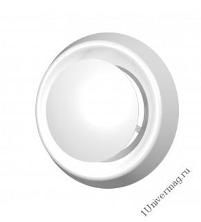 10АПВП1, Анемостат приточно-вытяжной регулируемый АБС D100 (10АПВП1)