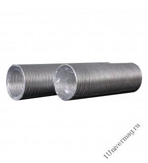 09ВА, Воздуховод гибкий алюминиевый гофрированный, L до 3м (09ВА)