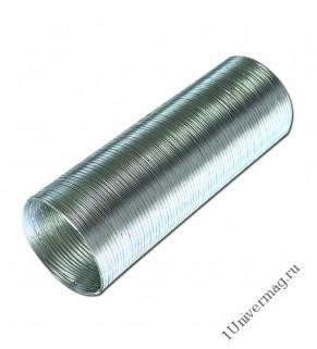 10ВА, Воздуховод гибкий алюминиевый гофрированный, L до 3м (10ВА)