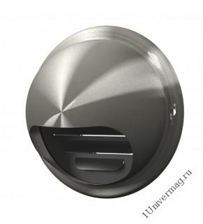 10ВМ, Выход стенной вентиляционный вытяжной металлический с фланцем D100