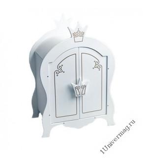 Игрушка детская шкаф Цвет белый