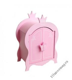Игрушка детская шкаф Цвет розовый
